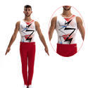 CHRISTIAN Artistic Men's customized leotards Pastorelli Sport Rhythmic Gymnastics