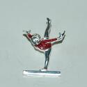 "Pin: ""Angel on the Balance Beam"" Artistic Gadgets Pastorelli Sport Rhythmic Gymnastics"