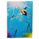 PASTORELLI  Uneven Bars exercise book -FREEDOM line Artistic Stationary Pastorelli Sport Rhythmic Gymnastics