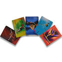 A5 exercise book with BLANK pages - FREEDOM Line  Artistic Stationary Pastorelli Sport Rhythmic Gymnastics