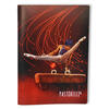 A5 exercise book with blank pages with POMMEL HORSE subject - FREEDOM Line