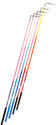 PASTORELLI shaded ribbon stick with glitters Rhythmic  Ribbon Sticks Pastorelli Sport Rhythmic Gymnastics