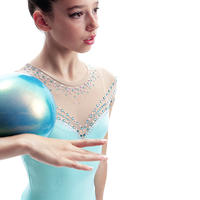 PASTORELLI PLUS Collection  2017-2018 Rhythmic  Leaotards: Pastorelli Collection Pastorelli Sport Rhythmic Gymnastics