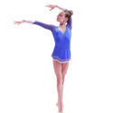 Basic ELODIE Rhythmic  Leaotards: Pastorelli Collection Pastorelli Sport Rhythmic Gymnastics