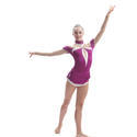 ISABELLE PLUS Rhythmic  Leaotards: Pastorelli Collection Pastorelli Sport Rhythmic Gymnastics