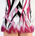 PRINTED VOILE Rhythmic  Leaotards: Pastorelli Collection Pastorelli Sport Rhythmic Gymnastics