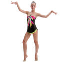 DAFNE NERO Rhythmic  ON-STOCK PASTORELLI LEOTARDS Collection  Pastorelli Sport Rhythmic Gymnastics