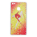 HUAWEY P9 LITE cover with ROPE on YELLOW background Rhythmic  Gadgets Pastorelli Sport Rhythmic Gymnastics