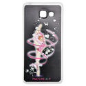 SAMSUNG A5 cover with RIBBON on BLACK background  Rhythmic  Gadgets Pastorelli Sport Rhythmic Gymnastics