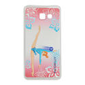 SAMSUNG A5 cover with BALL on PINK background Rhythmic  Gadgets Pastorelli Sport Rhythmic Gymnastics
