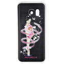 SAMSUNG S7 cover with RIBBON on BLACK background Rhythmic  Gadgets Pastorelli Sport Rhythmic Gymnastics