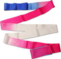 00056 FIG - PASTORELLI SHADED ribbon 6 m Rhythmic  Ribbons Pastorelli Sport Rhythmic Gymnastics