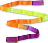PASTORELLI SHADED ribbon 6 m Violet-Orange-Yellow