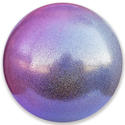 00020 FIG - PASTORELLI HIGH VISION SHADED Glitter Ball Rhythmic  Gym Balls Pastorelli Sport Rhythmic Gymnastics
