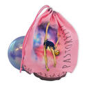 PASTORELLI FREEDOM Gym Ball Holder in microfiber Rhythmic  Gym Balls Pastorelli Sport Rhythmic Gymnastics