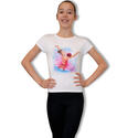T-Shirt Linea DREAMIN' - BUBBLE BALL- Rytmique Pastorelli MODE Pastorelli Sport Gymnastique Rythmique